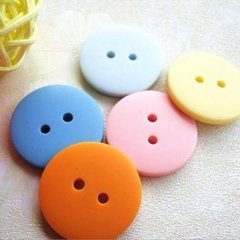 PLA modified compostable biodegradable environmental friendly button ectoplasm milky white general-purpose material