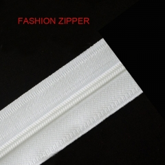2020 new fashion trend nylon zipper for clothing and bags invisible zipper