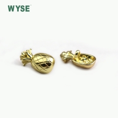 2020 fashion shank button gold plated button for children's clothes with good sales and wholesale price