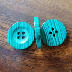 hot sale colorful 4-holes button plastic button for children clothing