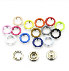 High quality wholesales customize color five prong buttons for clothing